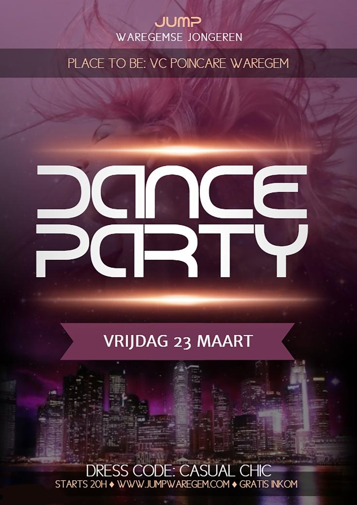 2018-03-23 DANCE PARTY